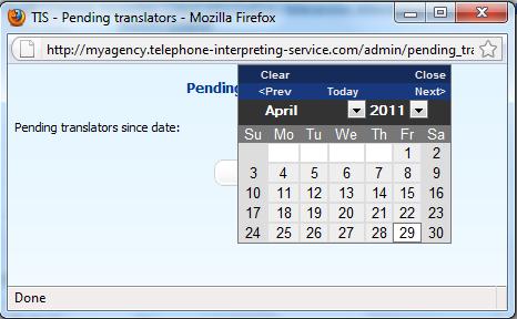 Interpreters_Recent pending interpr