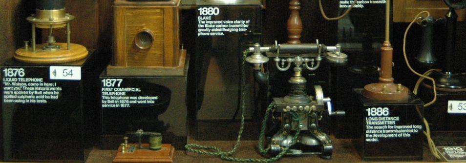 Early Telephone Fun Facts